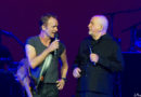 Review: Sting and Peter Gabriel Conclude Tour at KeyArena