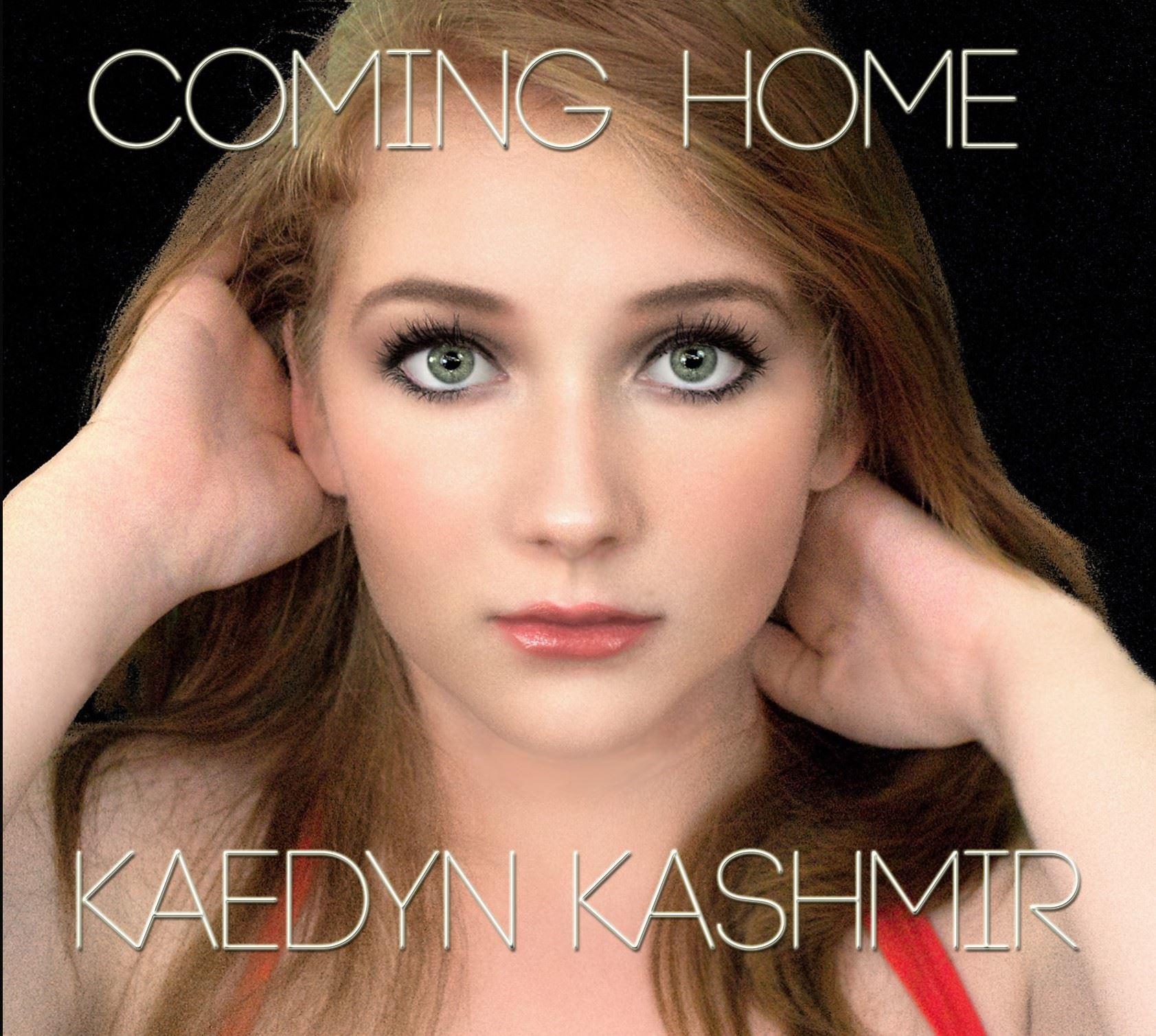 KAEDYN FRONT ALBUM COVER