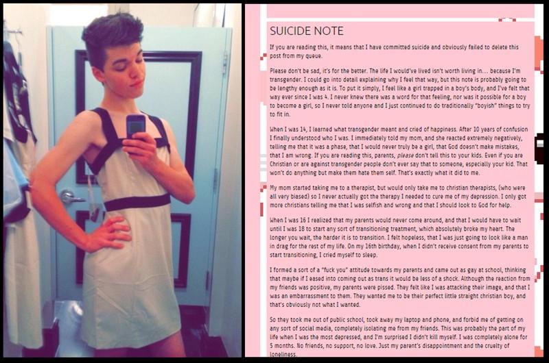 KAEDYN LEELAH suicide note