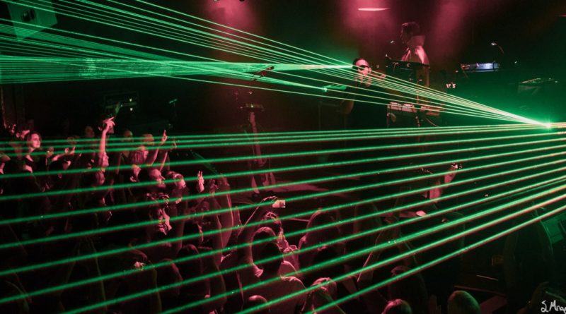 Review: Ghostland Observatory Brings Two Nights of Ecstasy to The Crocodile