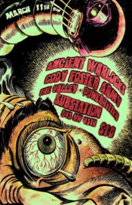 Ancient Warlocks at the Substation (with Cody Foster Army, The Valley, and Powerhitter) @ Substation | Seattle | Washington | United States