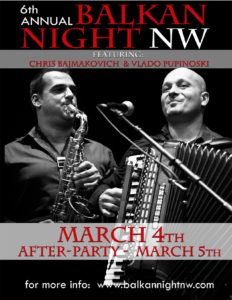Balkan Night Northwest 2017 @ Saint Demetrios Church | Seattle | Washington | United States