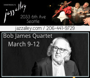 Bob James Quartet at Jazz Alley @ Dimitiriou's Jazz Alley | Seattle | Washington | United States