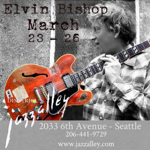 Elvin Bishop Flyer