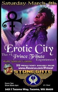 Erotic City with special guests Girls Love Rockets at Stonegate Pizza and Rum Bar @ Stonegate Pizza and Rum Bar