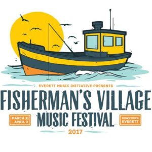 Fisherman's Village Music Festival 2017 Lineup Announced @ Downtown Everett | Everett | Washington | United States