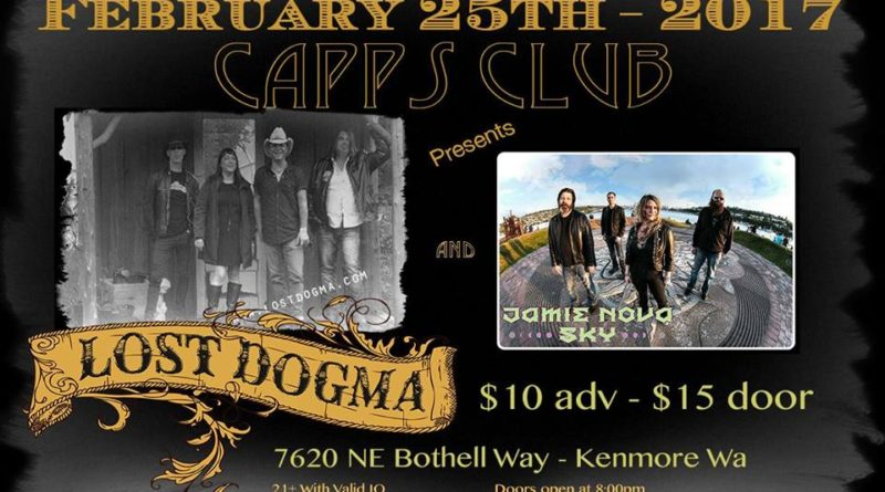 Lost Dogma Capps Club