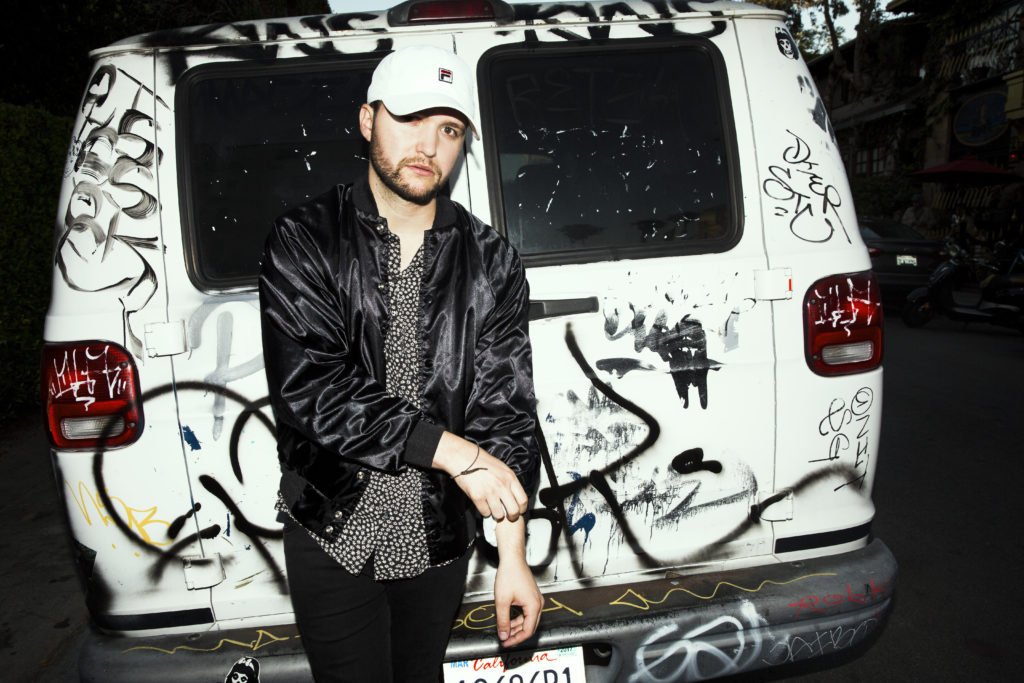 Quinn XCII - Photo by Nikko Lamere