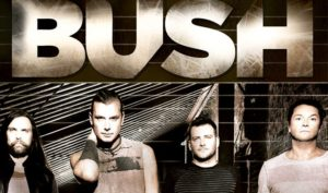 Bush to play Showbox Sodo in Seattle @ Showbox SoDo | Seattle | Washington | United States