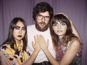 Cherry Glazerr in Seattle (with Slow Hollows) @ The Crocodile