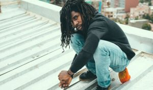 Chronixx in Seattle (with Kelissa, Max Glazer) @ The Showbox