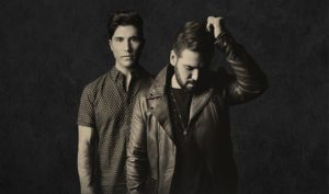 Dan + Shay in Portland (with Jackie Lee) @ Crystal Ballroom