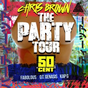 Chris Brown and 50 Cent to Play Key Arena on May 11 @ Key Arena | Seattle | Washington | United States