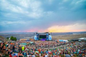 Watershed Music and Camping Festival Announces Star-Studded Lineup @ The Gorge | Quincy | Washington | United States
