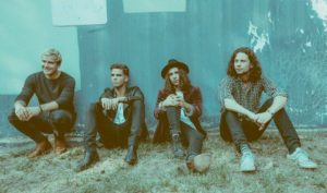 Kaleo in Seattle (with Judah & The Lion) @ The Showbox