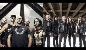 Killswitch Engage and Anthrax in Seattle (with The Devil Wears Prada) @ Showbox SoDo