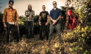 Mastodon in Seattle (with Eagles of Death Metal, Russian Circles) @ Paramount Theatre