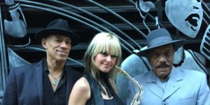 Mindi Abair and the Bone Shakers at Dimitriou's Jazz Alley @ Dimitriou's Jazz Alley