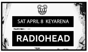 Radiohead in Seattle @ KeyArena