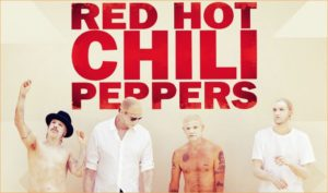 Red Hot Chili Peppers in Portland (with Trombone Shorty & Orleans Avenue, Jack Irons) @ Moda Center