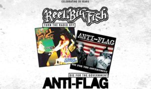Reel Big Fish and Anti-Flag in Seattle (with Ballyhoo! and Pkew Pkew Pkew) @ The Showbox