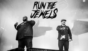 Run the Jewels in Seattle (with Gaslamp Killer, Gangsta Boo, Nick Hook, Cuz) @ Showbox SoDo