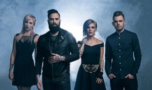 Skillet in Seattle (with Sick Puppies, Devour the Day) @ The Showbox