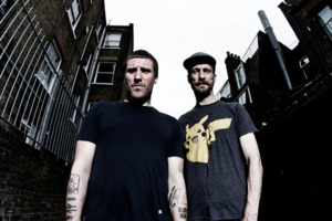 Sleaford Mods in Seattle (with Private Room) @ Neumos