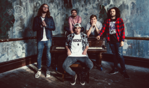State Champs in Portland (with Against the Current, With Confidence, Don Broco) @ Wonder Ballroom