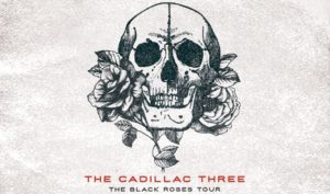 The Cadillac Three in Portland (with The Quaker City Night Hawks) @ Wonder Ballroom
