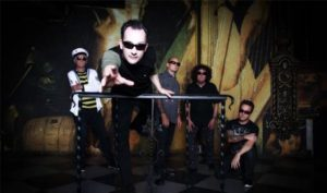 The Damned in Portland (with Bleached) @ Crystal Ballroom