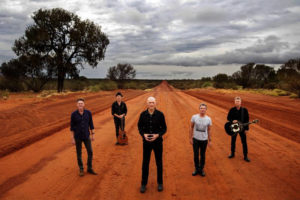 Midnight Oil at the Moore Theatre @ The Moore Theatre | Seattle | Washington | United States