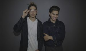 William Singe and Alex Aiono in Seattle @ Showbox SoDo