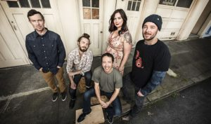 Yonder Mountain String Band in Seattle (with The Lil' Smokies) @ The Showbox