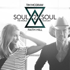 Tim McGraw & Faith Hill @ Tacoma Dome | Tacoma | Washington | United States