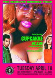 K.I.D and Cupcakke @ The Vera Project @ The Vera Project | Seattle | Washington | United States