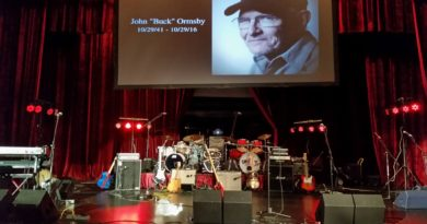 Tacoma pays Tribute to the Legendary Buck Ormsby