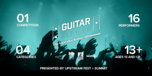 Guitar Slinger: The Ultimate Guitar Showdown @ Sky Church at MoPop | Seattle | Washington | United States