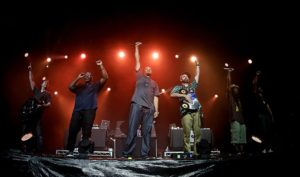 Jurassic 5 in Seattle @ The Showbox | Seattle | Washington | United States