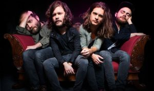 Egomaniac Tour: Kongos with Mother Mother in Seattle @ The Showbox | Seattle | Washington | United States
