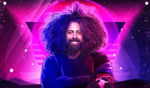 Reggie Watts @ The Moore Theatre | Seattle | Washington | United States