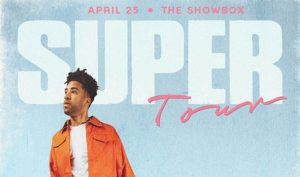 SuperDuperKyle with Cousin Stizz @ The Showbox | Seattle | Washington | United States