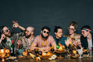 Joe Hertler & Rainbow Seekers - Dance With Your Friends Tour! @ The Crocodile | Seattle | Washington | United States