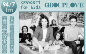 Grouplove Concert For Kids @ Crystal Ballroom in Portland @ Crystal Ballroom | Portland | Oregon | United States