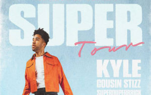 KYLE Presents SUPER DUPER TOUR w/ Cousin Stizz & SUPERDUPERBRICK in Portland @ Crystal Ballroom | Portland | Oregon | United States