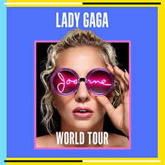 Lady Gaga @ The Tacoma Dome @ Tacoma Dome | Tacoma | Washington | United States