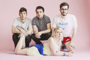 Charly Bliss, Dude York, gobbinjr @ The Vera Project @ The Vera Project | Seattle | Washington | United States