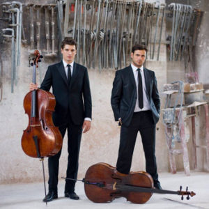 2CELLOS @ Chateau Ste. Michelle Winery in Woodinville @ Chateau Ste. Michelle Winery | Woodinville | Washington | United States