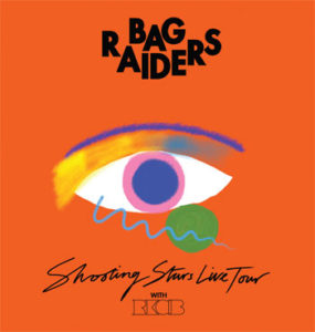 Bag Raiders @ The Neptune Theatre in Seattle @ The Neptune Theatre | Seattle | Washington | United States