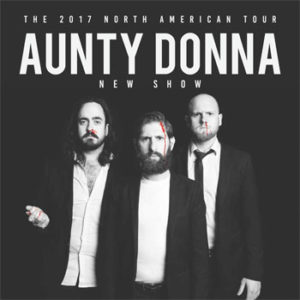 Aunty Donna @ The Neptune Theatre in Seattle @ The Neptune Theatre | Seattle | Washington | United States